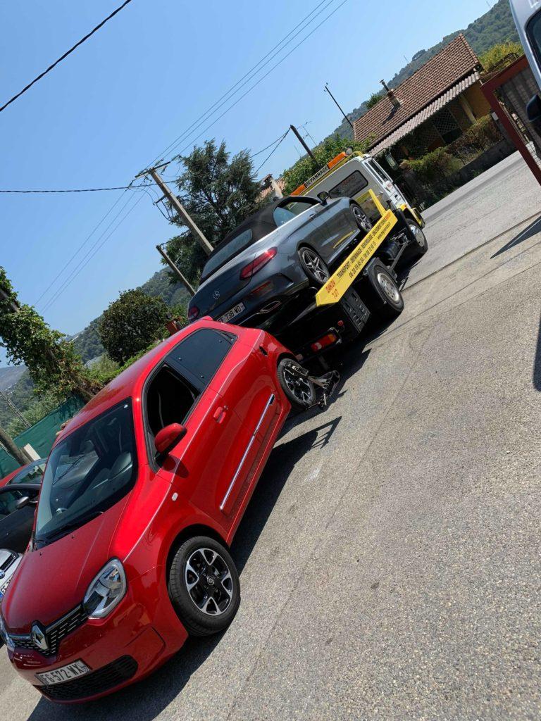 transport voitures de carros a monaco par mgc services depannage remorquage transport