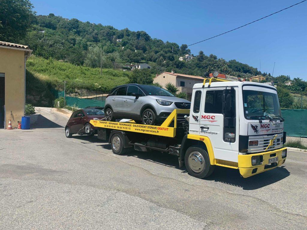 transport vehicule neuf carros villeneuve loubet